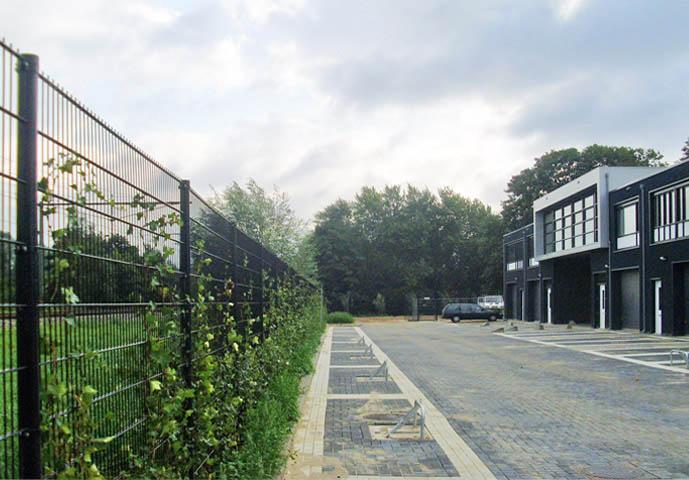 Op het voormalige veilingterrein de fruitveiling waar op for Buro 6 zutphen